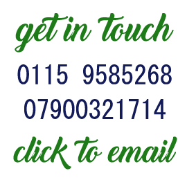 send me a message via the contact page..